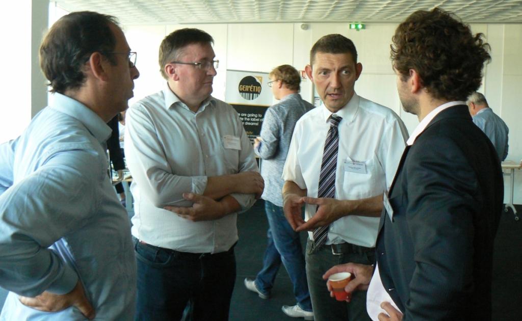EuraMaterials - CLUBTEX : Rencontre DGA au CETI en 2016