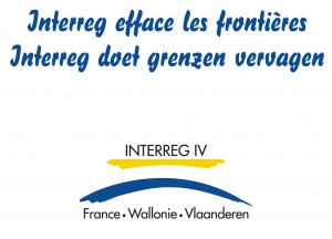 Logo INTERREF IV - Interreg efface les frontières