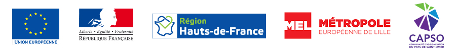 Logos partenaire publics EuraMaterials