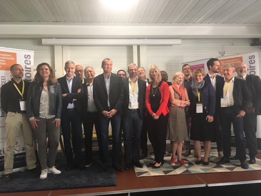 EuraMaterials est membre du Conseil d'administration du réseau RETIS