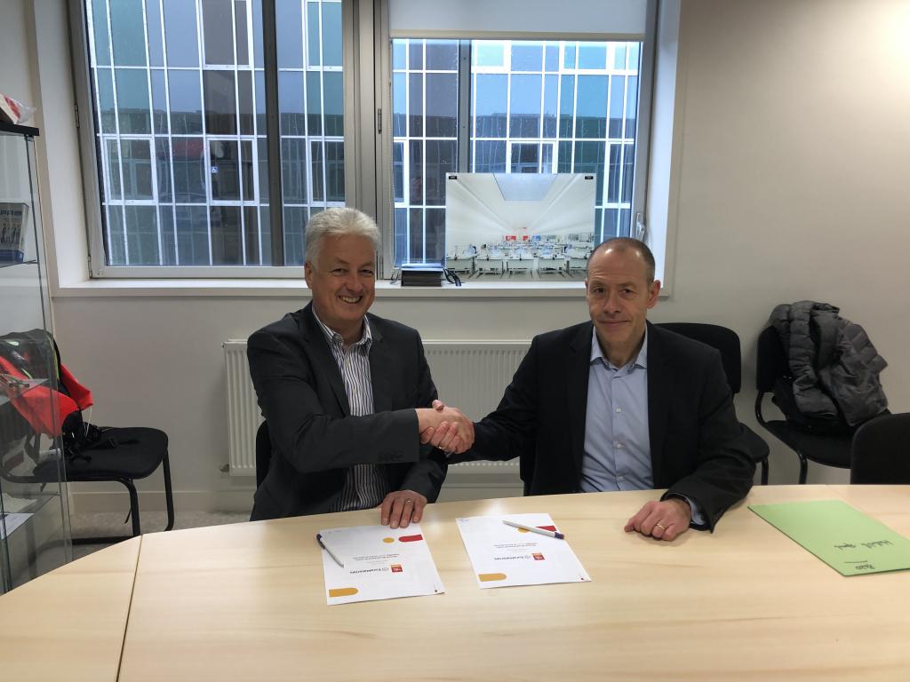 Partenariat entre EuraMaterials et hellolille.sport
