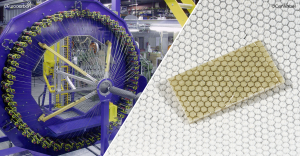 Le regard EuraMaterials • Le textile renforce les matériaux composites de demain