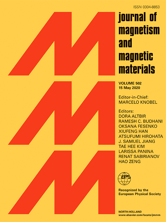 Journal of Magnetism and Magnetic Materials