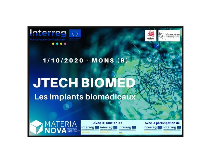 Journée technologique BIOMED par Materia Nova