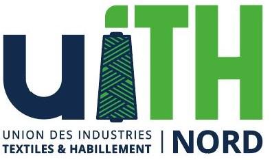 Logo UITH - Union des Industries Textiles & Habillement - Nord - Membre EuraMaterials