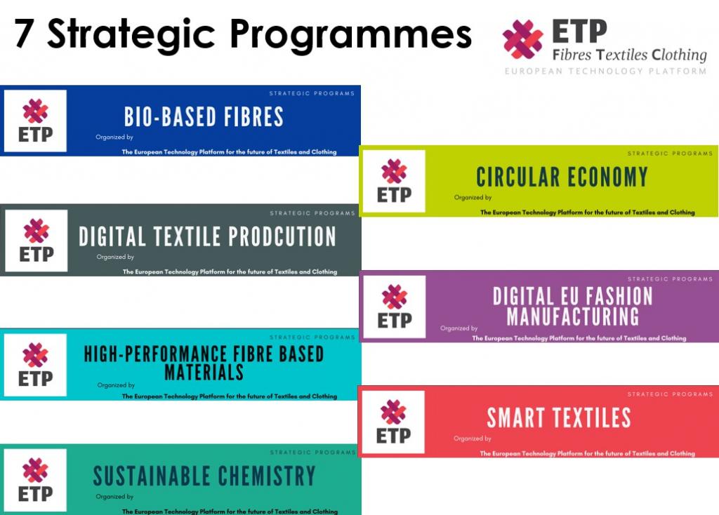 Les 7 nouveaux programmes stratégiques de l'ETP