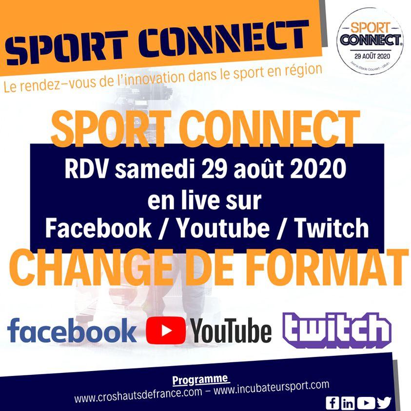 Sport Connect Hauts-de-France version numérique