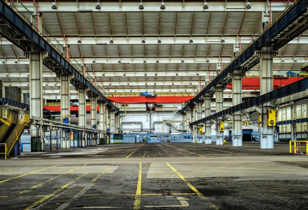 Appel à projet - Investissement industriel dans les territoires
