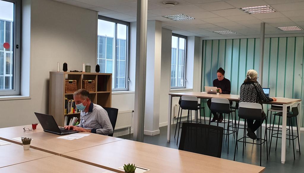 Espace de coworking - incubateur EuraMaterials