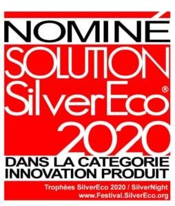 forESTIME concourt aux Trophées SilverEco 2020 dans la catégorie Innovation Produit