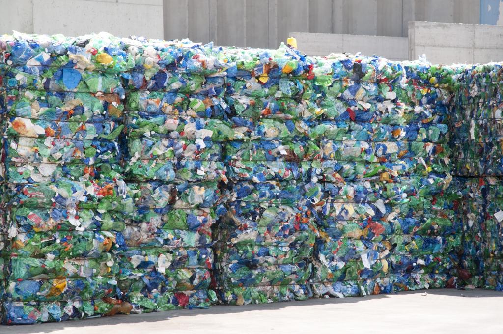 Recyclage des emballages plastiques