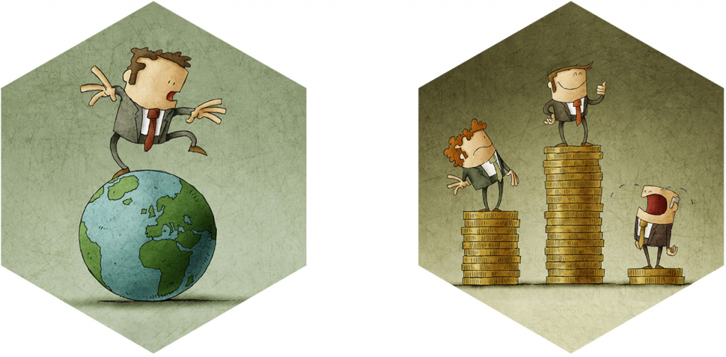 Et si le développement à l'international... débouchait sur un réel avantage concurrentiel ?