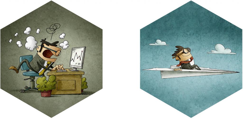 Et si la gestion des flux d'information... permettait de gagner en productivité et en sérénité ?