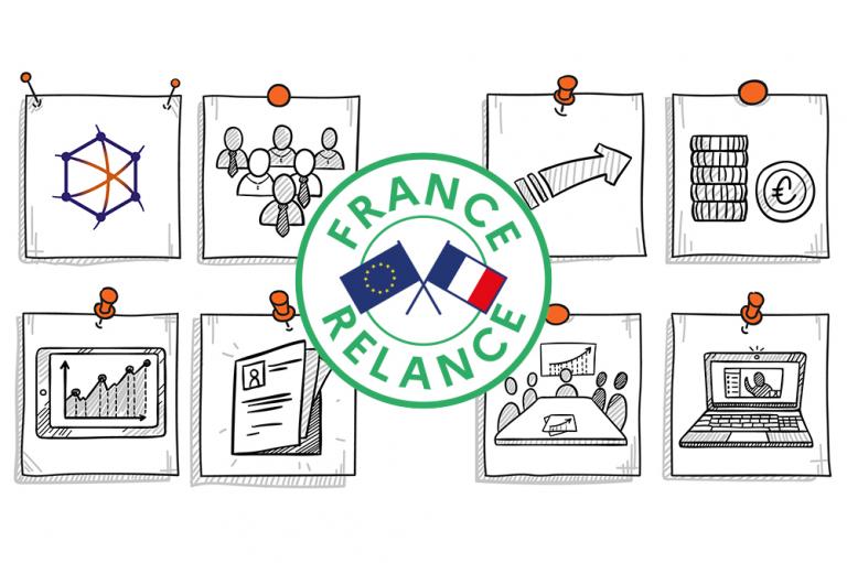 Accompagnement des projets d'investissement des entreprises - France Relance