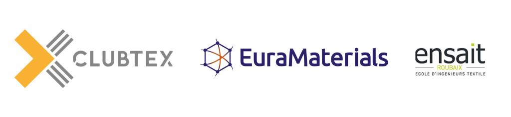 Logos-CLUBTEX-EuraMaterials-ENSAIT