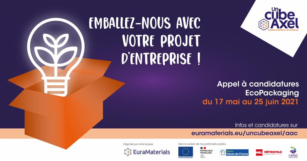 EuraMaterials lance un Appel à candidatures • EcoPackaging