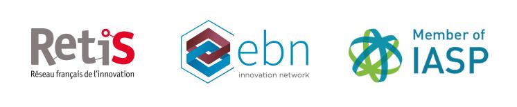 EuraMaterials fait partie des réseaux d'innovation Retis, EBN et IASP