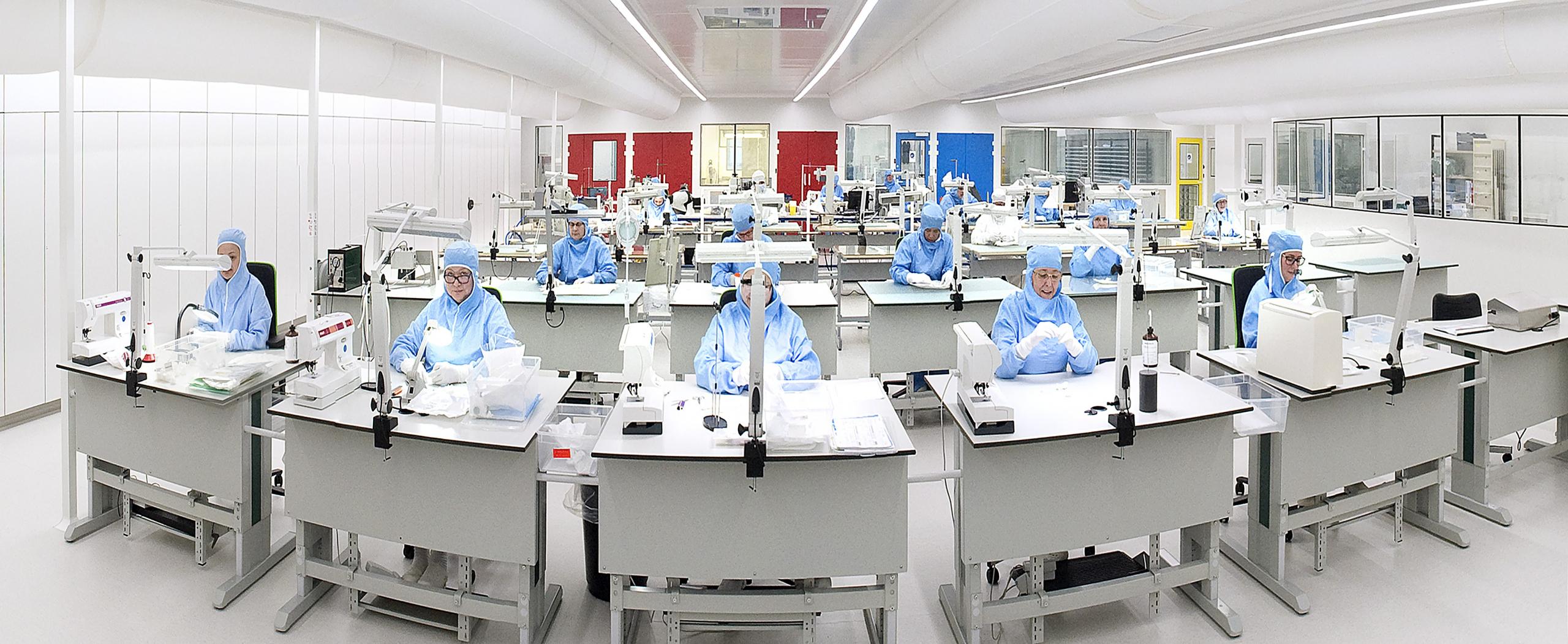 Le projet COUSIN REBOOST de l'entreprise Cousin Surgery (anciennement Cousin Biotech) est lauréat du plan de relance
