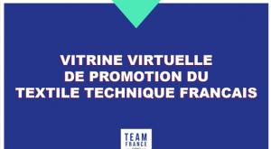Vitrine virtuelle des textiles techniques français