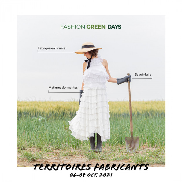 Fashion Green Days • Territoires fabricants